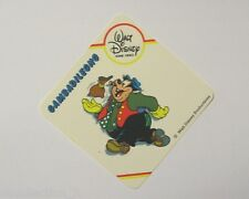 VECCHIO ADESIVO / Old Sticker DISNEY HOME VIDEO GAMBADILEGNO Pete (cm 8x8)