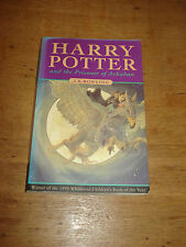 HARRY POTTER AND THE PRISONER OF AZKABAN FIRST EDITION FIRST PRINT, RARE ERRORS