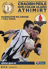 GAA Ulster Clubs Quarter-Finals 2013 - Crossmaglen (Armagh) v kilcoo (Down)