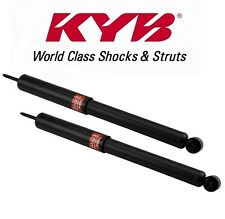 Pair Set of 2 Rear Shock Absorbers KYB Excel-G For Ford Mustang Mercury Capri