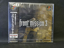 FRONT MISSION 3 like new PS1 Playstation JAP PsOne