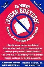 El Nuevo Sugar Busters! (Spanish Edition)-ExLibrary
