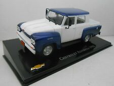 COCHE CHEVROLET ALVORADA 1962  METAL MODEL CAR 1/43 1:43 SALVAT