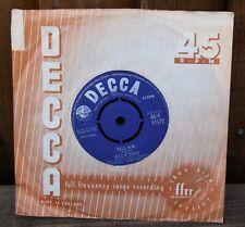 """BILLIE DAVIS TELL HIM / I'M THANKFUL DECCA F11572 1963 7"""" 45RPM VINYL RECORD EX!"""