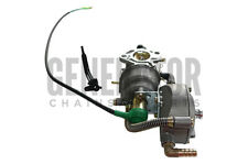 Dual Fuel LPG Conversion Kit Manual Carburetor For Honda Gx340 Motor 11HP 4.5-5K
