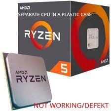 Amd Ryzen 5 1600 *NOT WORKING/DEFECT*