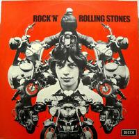 The Rolling Stones - Rock 'N' Rolling Stones   [ 1972 Greek Mint Misprint Rock ]