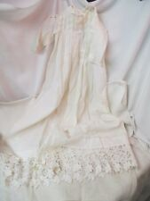 Antique Greek Christening Gown