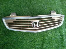 1999 - 2001 HONDA ODYSSEY FRONT UPPER GRILLE  GOLD METALLIC PAINTED OEM