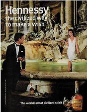 Hennessy cognac 1985 bikini ad