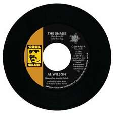 Wilson,al - Snake / Show And Tell NEW 7""