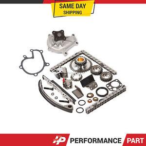 Timing Chain Kit for 91-97 2.4L Nissan Altima DOHC KA24DE Water Pump