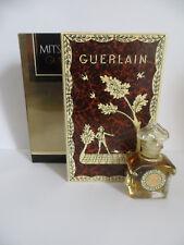 GUERLAIN MITSOUKO Pure Parfum Profumo Per Donne 7,5 ML Nuovo con Scatola RARE VINTAGE