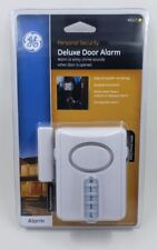 GE 45117 Wireless Door Alarm with Programmable Keypad Chime Free Shipping
