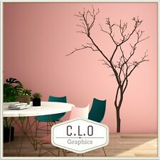 Tree Wall Sticker Giant Vinyl Transfer Home Art Decor Decal Huge Simple Graphic