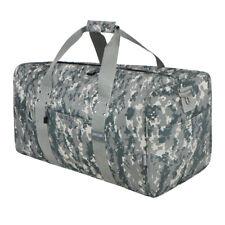 42 Inch Square Cargo Sports Bag Camo ACU Duffel Huge BIG Duffelbag Tote Travel