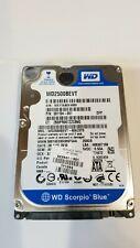 """Western Digital Scorpio Blue 250GB Internal 5400RPM 2.5"""" (WD2500BEVT) HDD"""