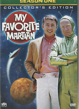MY FAVORITE MARTIAN SEASON 1 COLLECTOR'S ED'N New but UNSEALED Reg1 (5-DVD Set)