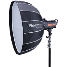 Phottix Raja Quick-Folding Parabolic Softbox 65cm