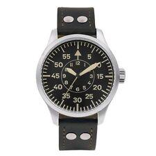Markenlos Uhren mit Kunstlederarmbänderr