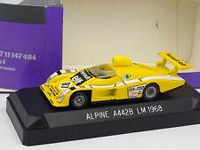 Solido 1/43 - Alpine Renault A442 B Le Mans 1978 No.87