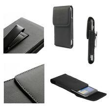 SALES for BLACKBERRY PORSCHE DESIGN P 9981 Case Metal Belt Clip  Synthetic Le...