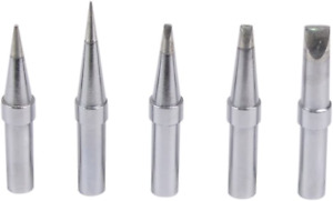 Weller ET Tips Set Replacement Soldering Equipment WES51 WESD51 WE1010NA WCC100