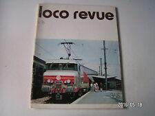 **e Loco Revue n°368 Modèle Boileau au 1/87 de la 232.U SNCF / Le P.C.E.V 75