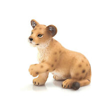 MOJO Lion Cub Playing Animal Figure 387012 NEW IN STOCK Toys
