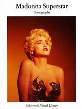 Madonna Superstar: Photographs (Schirmer's Visual Library)