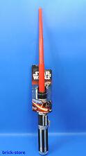 HASBRO Star Wars   /  B2915 / Dart vader Lichtschwert / rot
