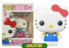 Hello Kitty Classic (Flocked) - Funko POP Vinyl