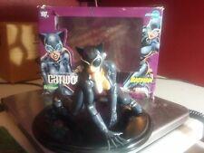 DC Direct Comics Figure Kotobukiya ArtFX 1/6 Scale Catwoman Statue