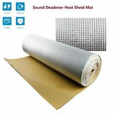Car Insulation Automotive Heat Shield Thermal Blocker Sound Deadener 144''x39''