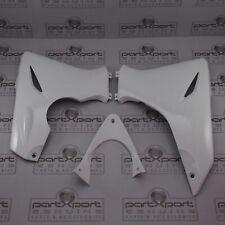 HONDA CBR125R CBR150R LOWER BELLY PAN SET ROSS WHITE 2004 - 2010 GENUINE
