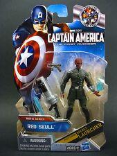"""Captain America First Avenger Movie Series Red Skull 3.75"""" figure UK Seller"""