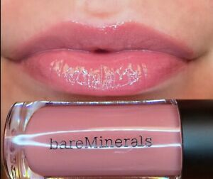 bareMinerals Gen Nude Buttercream Lipgloss Rose Pink Lip Gloss in SUGAR! No Box