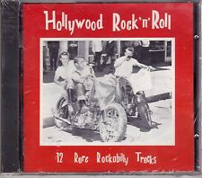 Glen Glenn/Dick Bush+ - Hollywood Rock 'N' Roll 12 Rare Rockabilly - Ace CDCHM 1