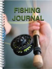 A5 DAILY FISHING LOG BOOK/DIARY/STANDARD BIRTHDAY DAD FATHERS DAY GIFT 04