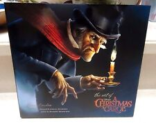THE ART OF DISNEY'S A CHRISTMAS CAROL Diana Landau New Sealed (2009, Hardcover)