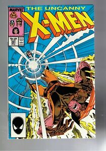 Uncanny X-Men #221 9.0 VF/NM First Appearance of Mister Sinister