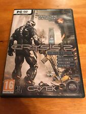 NEW - Crysis 2 - Limited Edition (PC DVD) 5030930096816