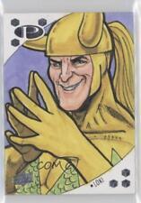 2017 Upper Deck Marvel Premier Sketch Cards #SKT Randy Martinez Card z2j