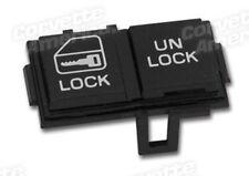 84-85 Corvette Power Door Lock Switch Left Hand NEW Delco 30782