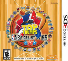 Top Trumps NBA All-Stars 3DS New Nintendo 3DS, nintendo_3ds