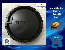 Bouchon Pour Objectifs Sony Séries A ( Logo Sony )