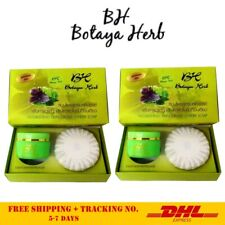 2 Set Botaya Herb Cream Acne Blemishs Whitening Aura Treatments Best Skin Care