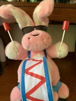 """Energizer Bunny 22"""" Plush Real Glasses and Flip Flops"""