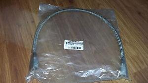 SWAGELOK SS-TH4PF4PF4-24 TEFLON S.S. BRAIDED HOSE 1/4 Female NPT ,several availi