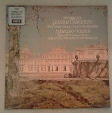 Rodrigo Guitar Concerto - National Orchestra Of Spain - UK Decca  LP